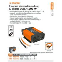 Inversor De Corriente 1000 Watts