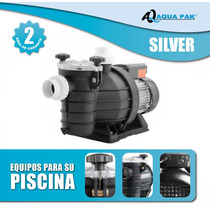 Bomba Para Alberca Mca Aquapak Serie Silver De 1.5 Hp 115v