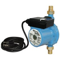 Bomba Presurizadora Marca Aqua Pak Mini Smart 1/6 Hp