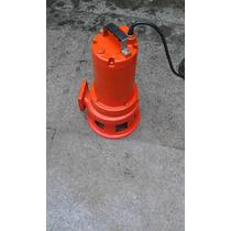 Bomba Sumergible Trituradora De 1.5 Hp