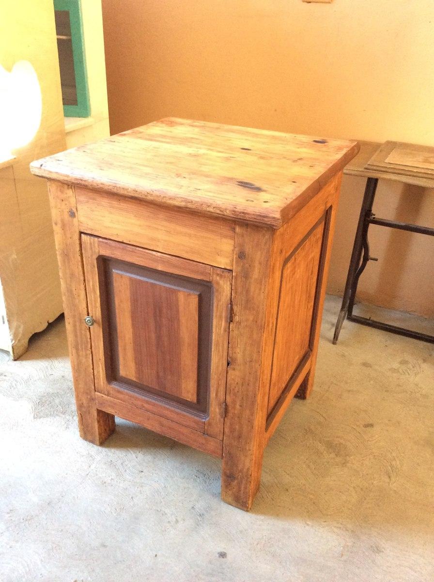Bonito mueble con mucha madera antiguo rustico 1 450 - Muebles madera antiguos ...