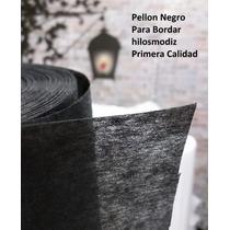 Pellon Negro Para Bordar 100 Yds Bordadora
