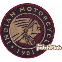 Indian Motorcycles Chopper Motos Parches Bordados