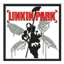 Ponchados Wilcom 19 Ponchados Linkin Park, Metalica...!