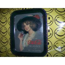 Coca Cola Antigua Charola