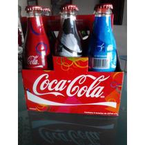 Colección Botellas Juegos Olímpicos Beijing 2008 Coca Cola