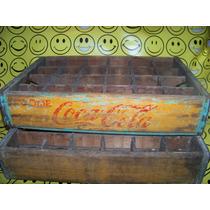 Coca Cola Rejillas Antiguas De Los 50s P/ Restaurar