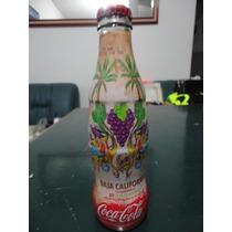Botella Del Bicentenario De Baja California Llena Impecable