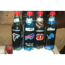 Botellas Nfl Pepsi Kick 2014