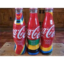 2012 Londres Coca Cola Botella Conmemorativa Olimpiadas Op4