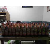 31 Botellas Coleccion Bicentenario Llena Solo Falta Tlaxcala