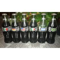 Six Completo 6 Coca Cola Mundial 1994 Todas Las Banderas
