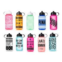 Victorias Secret Vasos Para Cargar Agua Linea Pink Amyglo