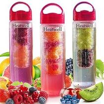 Botella Infuser Agua - Crear Su Propia Fruta Deliciosa Infus