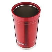 Vaso Contigo Cervecero Party Cup Térmico 16 Oz Acero Inox