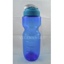 25 Pzs. Botella Cilindro Deportivo Agua Eventos Publicidad