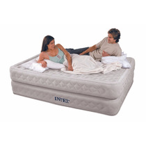Inflable Intex Supreme Air-flow Airbed With Built-in
