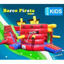 Venta De Brincolin Barco Pirata A Super Precio!!