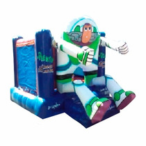 Brincolin Inflable Cubo Boss Lightyear