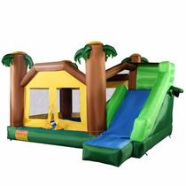 Brinca Brinca Selva Inflable Brincolin Escaladora Generic