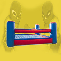 Inflable Ring De Box 4x4