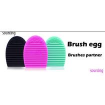 Limpiador De Brochas De Maquillaje Brush Egg