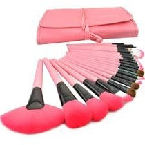 Brochas Make-up For You 24 Pinceles Colores Disponibles!!
