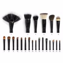 Set De 22 Brochas De Maquillaje Coastal Scents Con Estuche