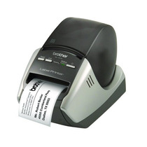 Impresora De Etiquetas Brother Ql-570 Profesional Hm4