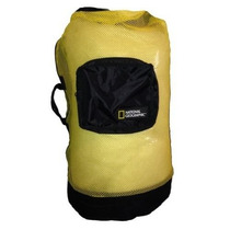 Mochila National Geographic Snorkeler Clamshell Mesh Deluxe