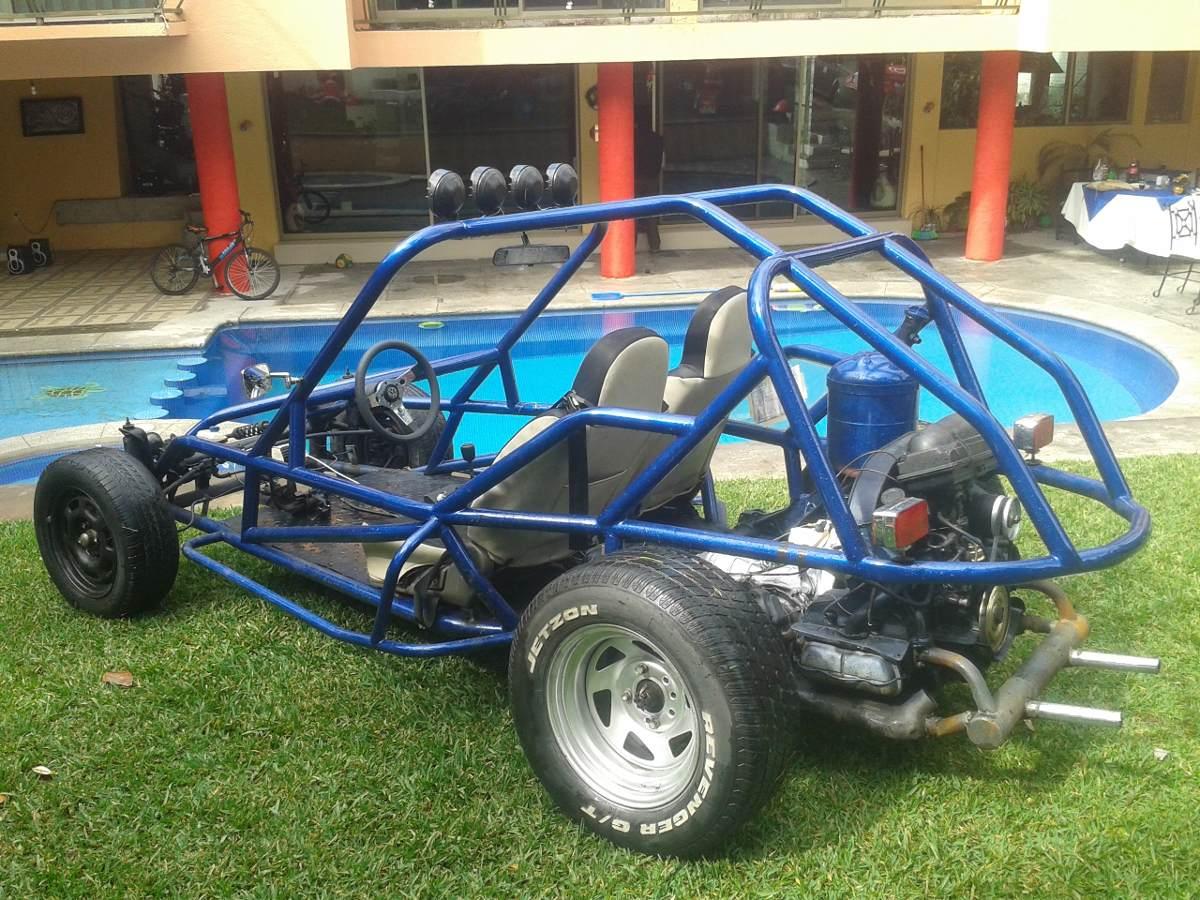 Buggy, Tubular, Arenero, Off Road, Para 2 Personas Vw Sedan en Mercado