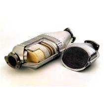 Catalizador Acero Inox. Alto Flujo, +hp/torque 5%ahorro Bbf