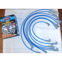Cables Para Bujías Garlo Race 8.5 Mm Chevrolet V8 350 305
