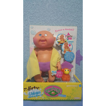 Cabbage Patch Kids, Play Along, Hora De Bañarse , Nuevas