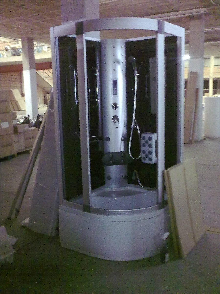 Baño De Tina Con Hierbas:Cabina De Baño Con Tina Y Vapor Todo Un Spa En Su Baño – $ 26,63700