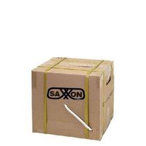 Cable Siamese 150m Saxxon Siamlb500 Duplex Blanco +b+