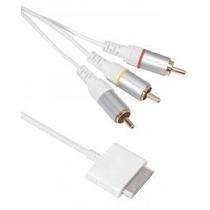 Cable De Audio/video Para Ipod O Iphone A La Televisión