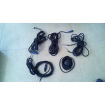 Cable 2x12 Uso Rudo Speakon Y 1/4, 3 De 8mts Y 3 De 6mts