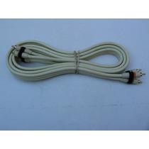 Cable Monster Mv1cv Para Video Baño Oro 24k Calidad Suprema