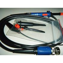 Puntas Para Osciloscopio Bnc 10:1/1:1 100mhz