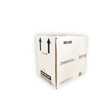 Bobina Cable Utp Cat5e 305m Saxxon Utp5eccal01 Blanco +b+