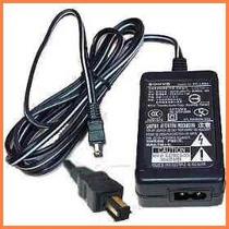 Nuevo Adaptador De Corriente Ac-ls5b Camara Sony Dsc-h1