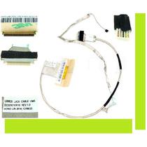 Video Cable Flex Laptop Lenovo G480 G485 G580 G585 Nuevo