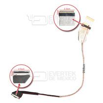 Cable Flex Nuevo Para Lcd Compaq Presario Cq56 Cq62 Hp G56