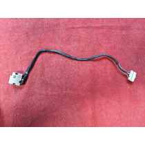 Cable Jack De Corriente Laptop Hp Dv6 A Tan Solo $220.00