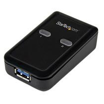 Conmutador Sharing Switch 1x2pc Compartir Usb 3.0 Interrupto