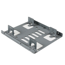 Bracket Adaptador 2 Hdd Disco 2.5 A 3.5 Bracket25x2