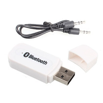 Transmite Audio Mediante Bluetooth Hacia Auxiliar 3.5mm