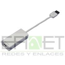 Efi-acccausbet Adaptador Usb 2.0 A Ethernet 10/100mbps