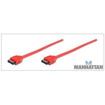 Cable Interno Sata A Sata Tipo L De 50 Cm 4378